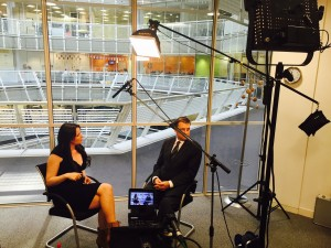 Interviewing: an essential skill in video production